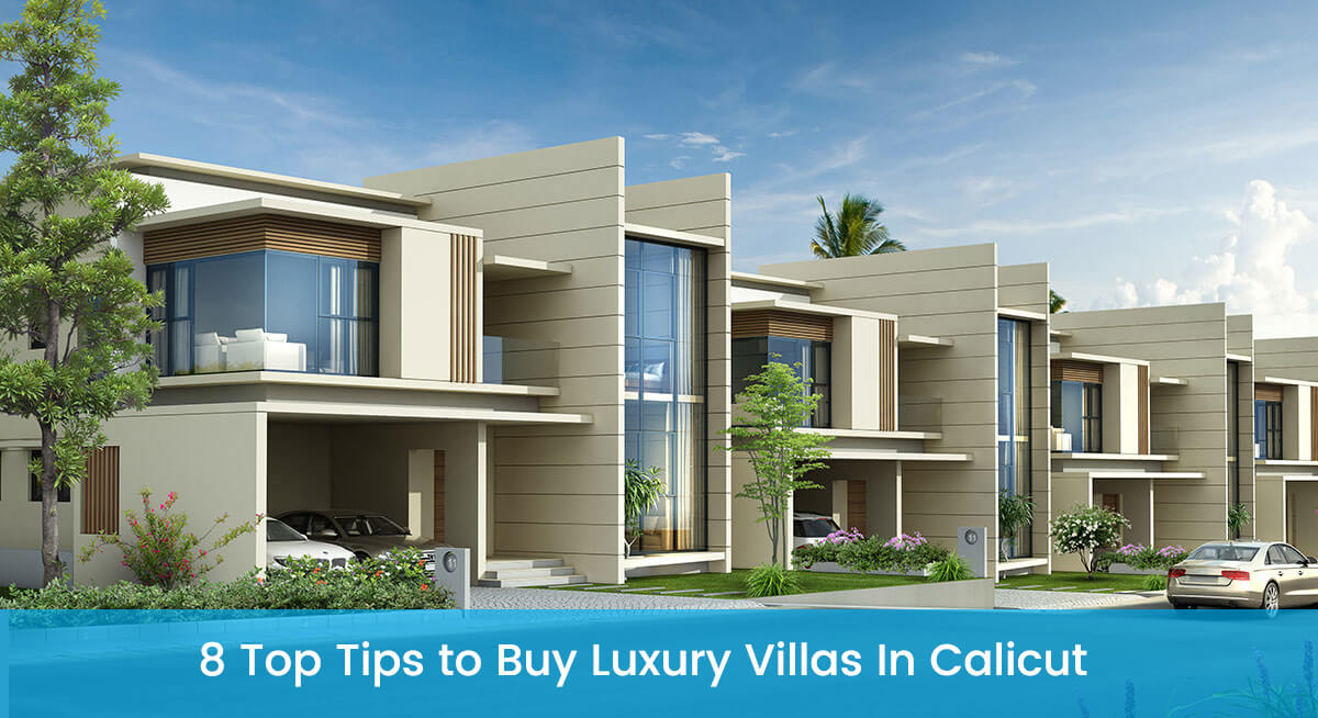 Buy Luxury Villas In Calicut