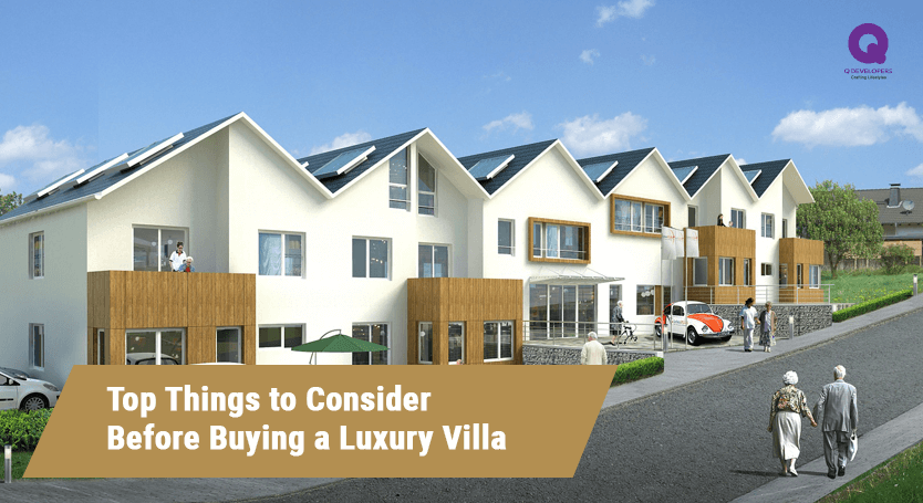 Top Things to Consider Before Buying a Luxury Vill