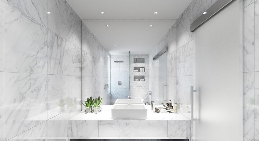 posh marble
